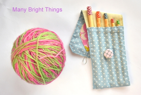 Handmade Crochet : Handmade Crochet Hooks DIY Many Bright Things